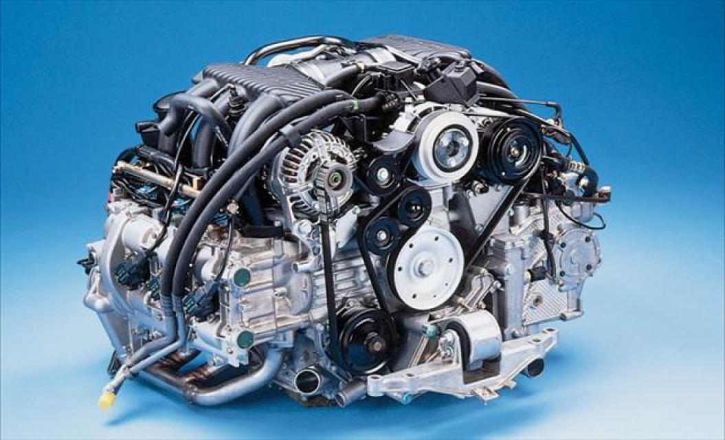 Porsche Boxster 986 Engine