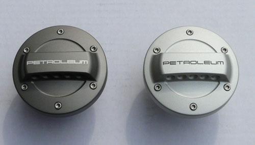 Porsche Aluminum Gas Cap