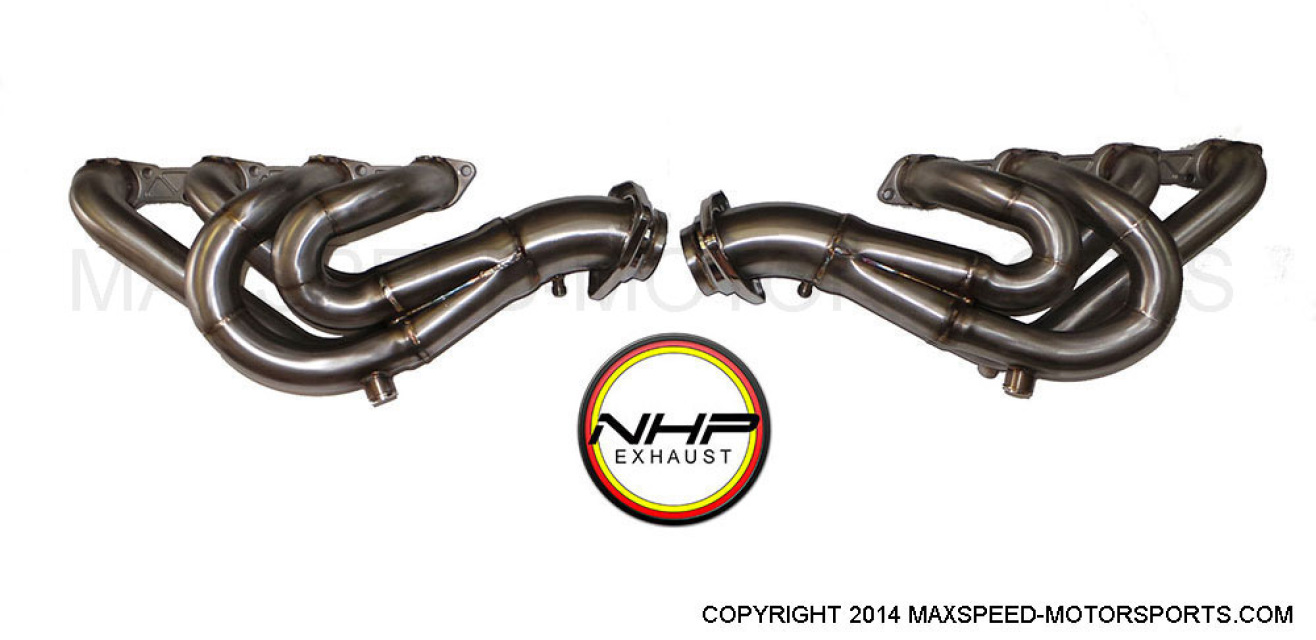 Ferrari F430 Coupe Spider Nhp Exhaust Race Headers