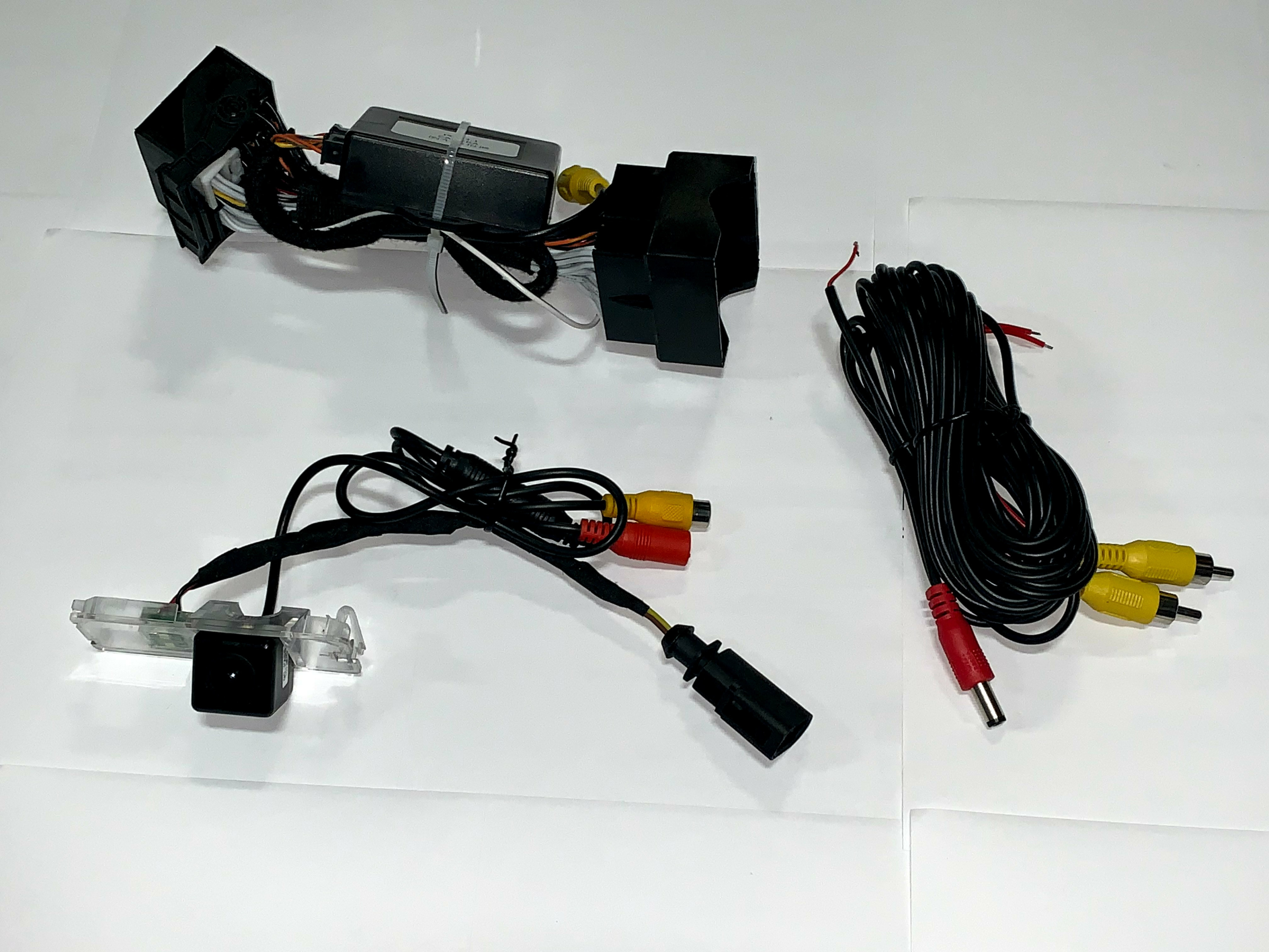 Porsche Backup Camera Kit for PCM 3 1 Boxster Cayman Carrera
